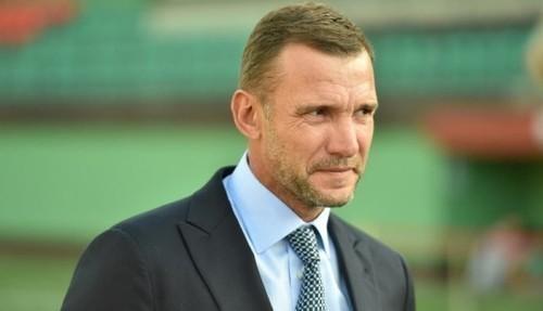 Андрей ШЕВЧЕНКО: «Милан? Я остаюсь в сборной»