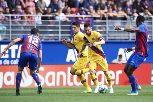 Барселона – Ейбар. Прогноз і анонс на матч чемпіонату Іспанії