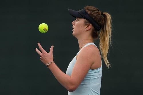 Свитолина и Ястремская узнали соперниц на турнире в Дохе
