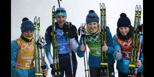 ВИДЕО. Шесть лет назад Украина выиграла золото Олимпийских игр в Сочи
