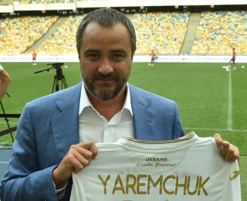 ПАВЕЛКО: «На матчах сборной Украины появятся бесплатные семейные сектора»