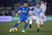 Роналду повторил забивной рекорд Батистуты и Квальяреллы