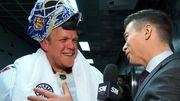 В НХЛ водій льодового комбайна став у ворота і приніс команді перемогу