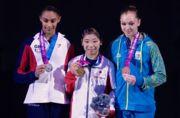 Анастасия Бачинская выиграла бронзу на этапе Кубка мира в Мельбурне