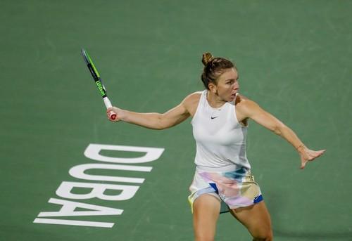 Халеп выиграла турнир в Дубае