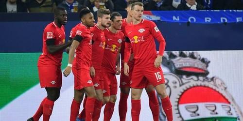 Бундеслига. РБ Лейпциг отгрузил 5 мячей в ворота Шальке на выезде