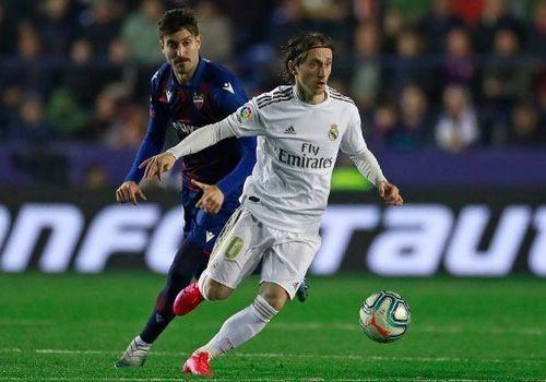 Леванте – Реал – 1:0. Видео гола и обзор матча