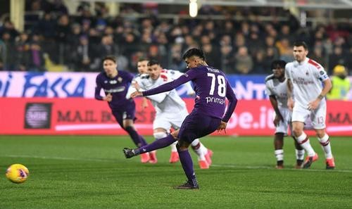 Фиорентина – Милан – 1:1. Видео голов и обзор матча