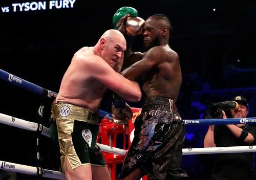 Ф'юрі побив Вайлдера і забрав у нього пояс чемпіона світу WBC