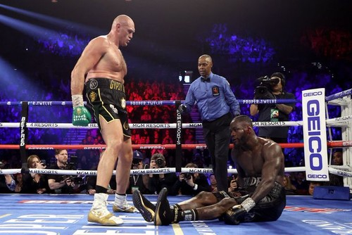 Фьюри установил уникальное достижение в боксе