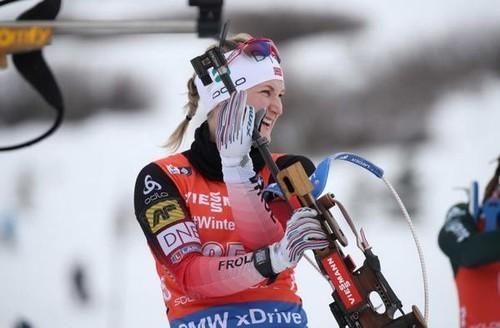 ЧМ-2020 по биатлону. Ройселанд выиграла масс-старт, Пидгрушную оштрафовали