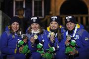 Україна посіла 8 місце в медальному заліку чемпіонату світу-2020 з біатлону