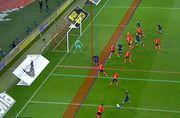 ВИДЕО. Впервые в украинском футболе отменили гол с помощью VAR