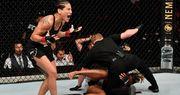 ВИДЕО. Самый быстрый женский нокаут UFC. Бразильянка уничтожила соперницу