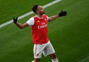 Дубль Обамеянга приніс перемогу Арсеналу над Евертоном у результативній грі