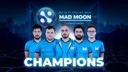 Nigma – чемпіон WePlay! Dota 2 Tug of War: Mad Moon