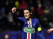 Кавані забив 200-й м'яч за ПСЖ. Він рекордсмен клубу