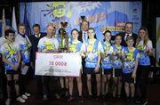 В Киеве прошел Всеукраинский финал Cool Games 2020