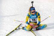 Ханна ЕБЕРГ: «Було дуже важливо закінчити чемпіонат світу на мажорній ноті»