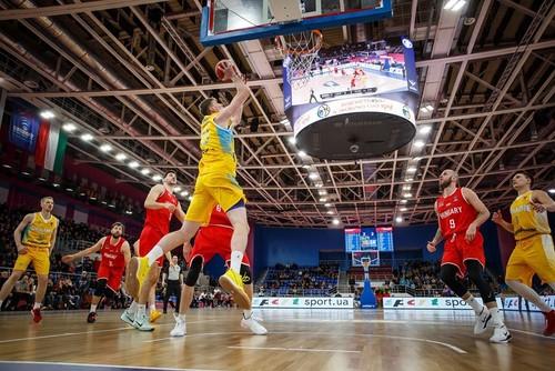 Украина – Венгрия – 60:62. Видеообзор матча