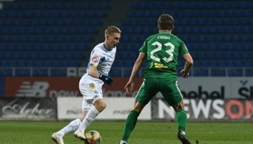 Виталий Буяльский о голе Ворскле: «Не отрицаю, мяч срезался»