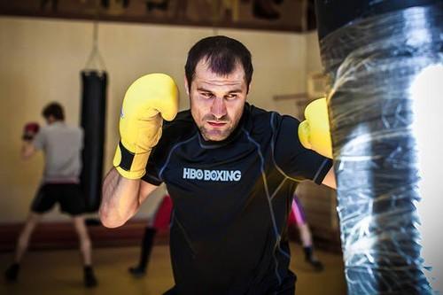 Известный российский боксер был арестован за вождение в пьяном виде