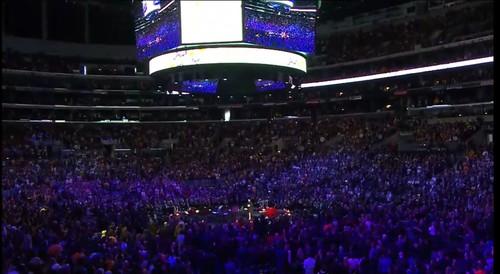 ВИДЕО. В Лос-Анджелесе прошла церемония прощания с Коби Брайантом