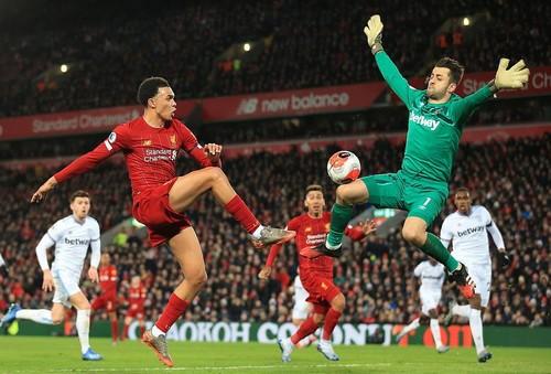 Ливерпуль – Вест Хэм – 3:2. Видео голов и обзор матча