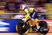 Восемь спортсменов представят Украину на ЧМ по велотреку