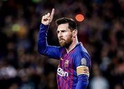 Месси вышел на пятое место по матчам в Лиге чемпионов