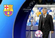 Кике СЕТЬЕН: «Ничья – это положительный результат для Барселоны»