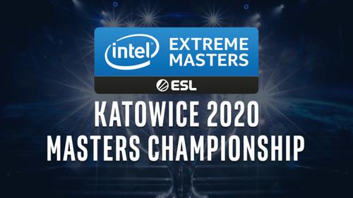 Intel Extreme Masters Katowice 2020. Смотреть онлайн. LIVE трансляция