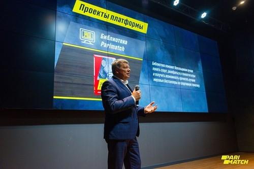 В Украине открыли Sports Talk Club