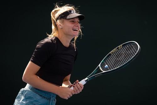 Доха. Ястремская обыграла действующую чемпионку Australian Open