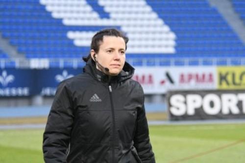 Матчи Днепр-1 – Динамо в УПЛ и чемпионате U-21 рассудят женщины