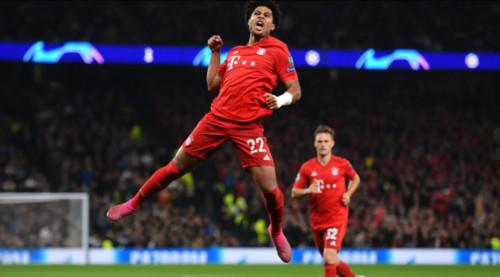 Челси – Бавария. Видео первого гола Гнабри