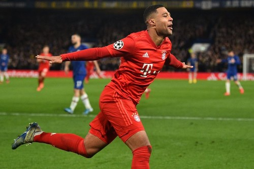 Челси – Бавария. Видео второго гола Гнабри