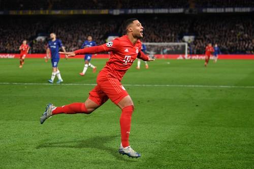 Бавария в Лондоне разгромила Челси
