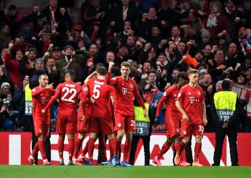 Баварія за три роки розгромила три лондонських клуби на їх полі в Англії