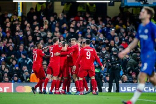 Челси на заметку. Ни одна команда на отыгрывала домашние 0:3 в еврокубках