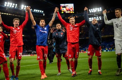 Бавария повторила впечатляющее достижение Реала и Барселоны