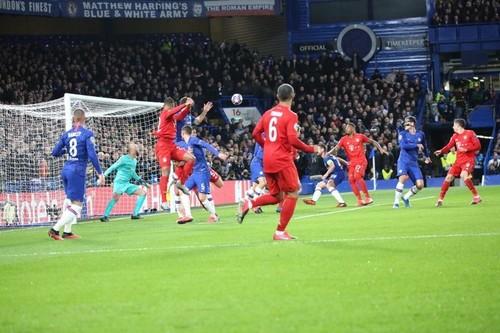 Шевченко и Баллак побывали на матче Челси — Бавария