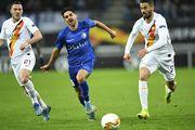 Гент – Рома – 1:1. Текстовая трансляция матча