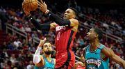 НБА. 63 очка від Хардена і Вестбрука допомогли Х'юстону розгромити Мемфіс