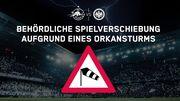 Матч Ліги Європи Зальцбург - Айнтрахт перенесений через шторм