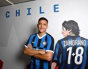 Санчес сподівається, що Інтер викупить його контракт у Манчестер Юнайтед