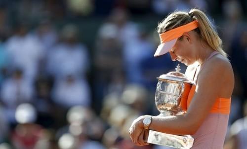 Теннисистка Мария Шарапова завершила карьеру в 32 года