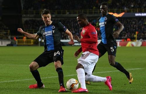 Манчестер Юнайтед - Брюгге. Прогноз и анонс на матч Лиги Европы