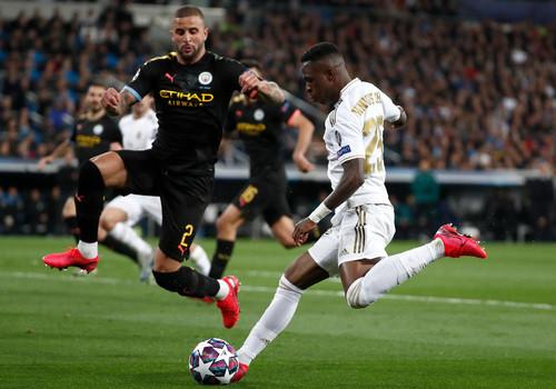 Манчестер Сити в Мадриде обыграл Реал и сделал шаг к четвертьфиналу ЛЧ