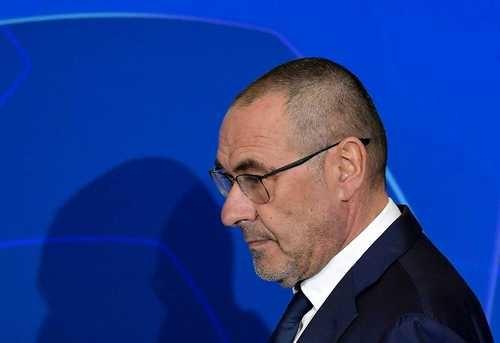 Маурицио САРРИ: «Ювентус слишком медленно двигал мяч»